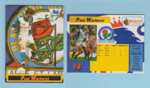 Blackburn Rovers Paul Warhurst 14